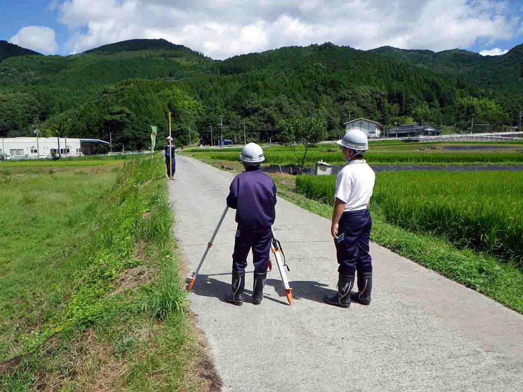 三隈中学校インターンシップ