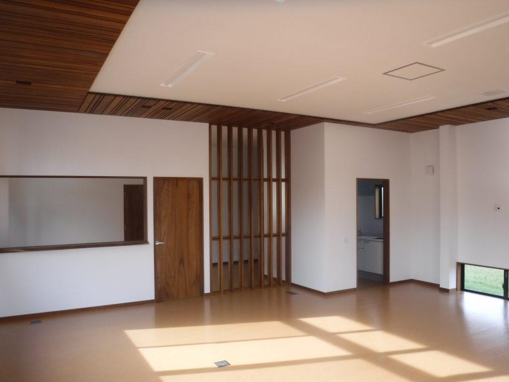 日東木工事務所新築工事 完成