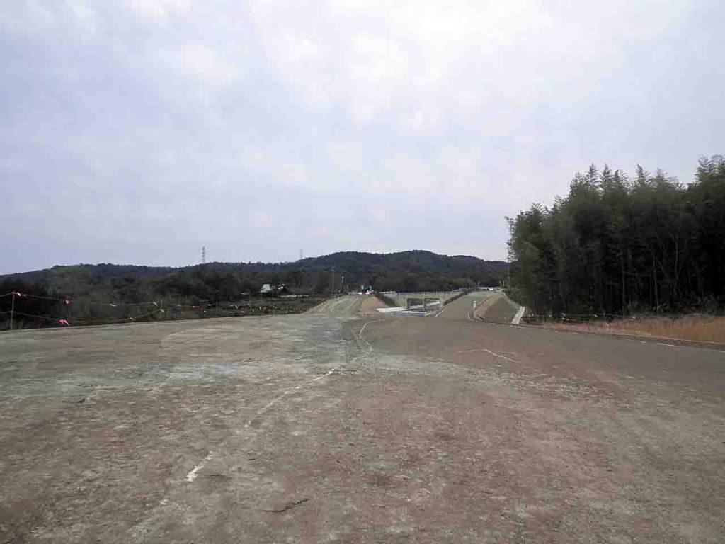 大分212号三光本耶馬渓道路田口IC地区改良工事 完成